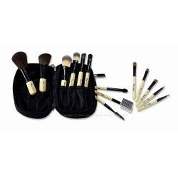 The Essential Brush Set - Natural Short Handle