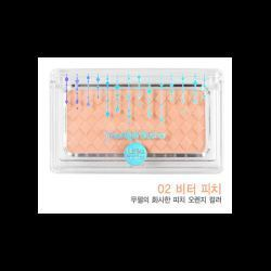Holika Holika Jewel-Light Blusher 02 Butter Peach