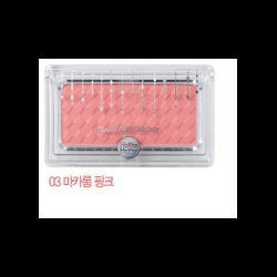 Holika Holika Jewel-Light Blusher 03 Macaron Pink