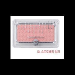 Holika Holika Jewel-Light Blusher 04 Strawberry Milk