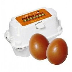 LIMPIADORES DE ROSTRO - Egg Skin Egg Soap - Red Clay (50G*2)