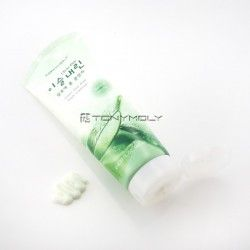CLEAN DEW ALOE FOAM CLEANSER