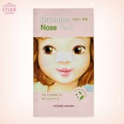 Green tea nose pack AD
