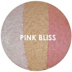 BAKED EYE SHADOW - TRIOS - PINK BLISS