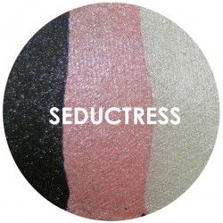 BAKED EYE SHADOW - TRIOS - SEDUCTRESS