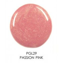 HERBAL LIP GLOSS - PASSION PINK