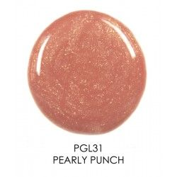 HERBAL LIP GLOSS - PEARLY PUNCH