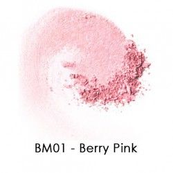 HERBAL MATTE BLUSH - BERRY PINK