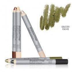 SHADOW LINER CRAYONS - OLIVE