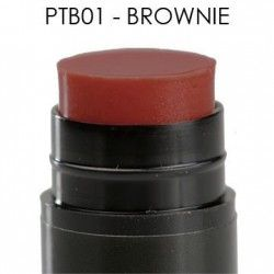 TINTED LIP BALM - BROWNIE