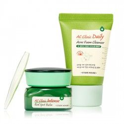 SET ACNE - AC Clinic Red Spot Balm Intense - ACNE