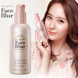 Beauty Shot Face Blur SPA15/PA+